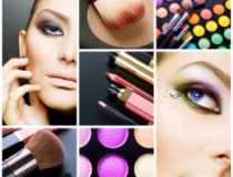 Verschiedene Make-up Arten
