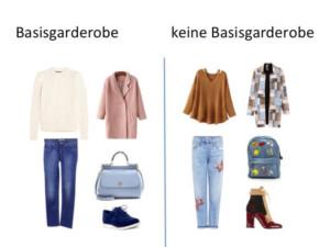 Outfits zusammenstellen