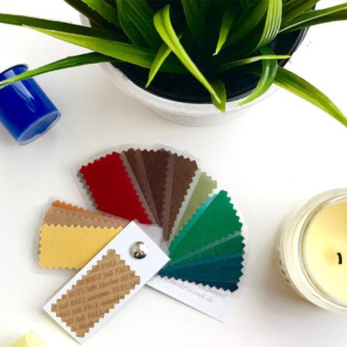Passende Farben für Ihren Typ