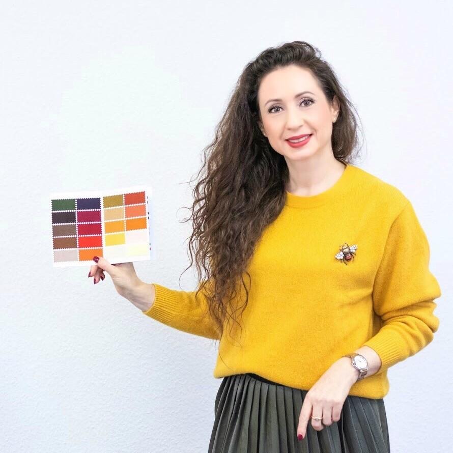 Welcher Farbtyp bin ich