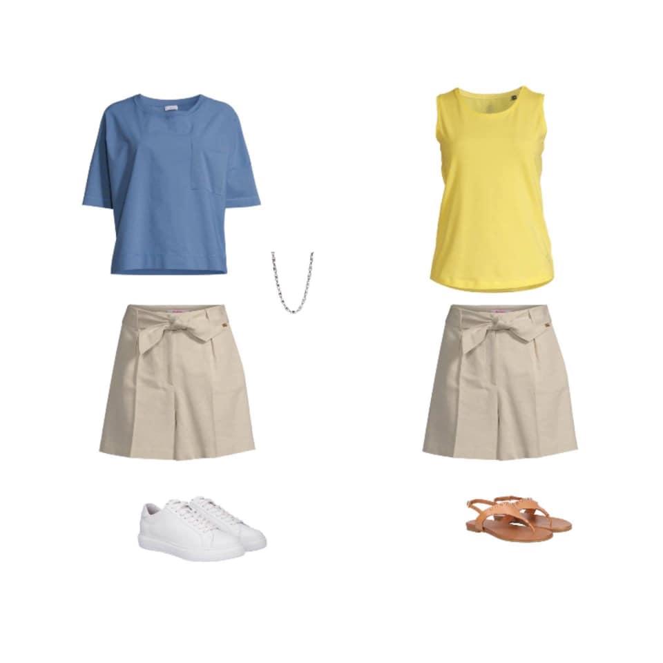 Welche Shorts für welche Figur