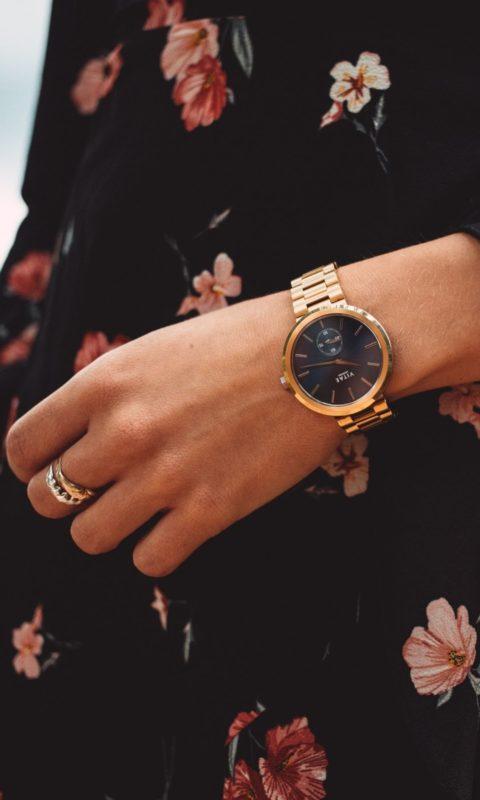 Eine Uhr ist immer praktisch und stilvoll