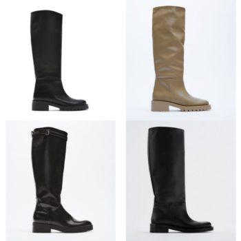 Schuhtrends Herbst/Winter 2021/2022: Klassische Stiefel
