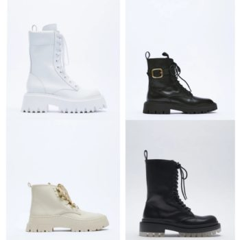 Schuhtrends Herbst/Winter 2021/2022: Robuste Boots